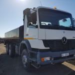 Mercdes Benz Water Tankier