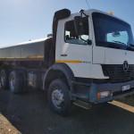 Mercedes Bens Watertanker